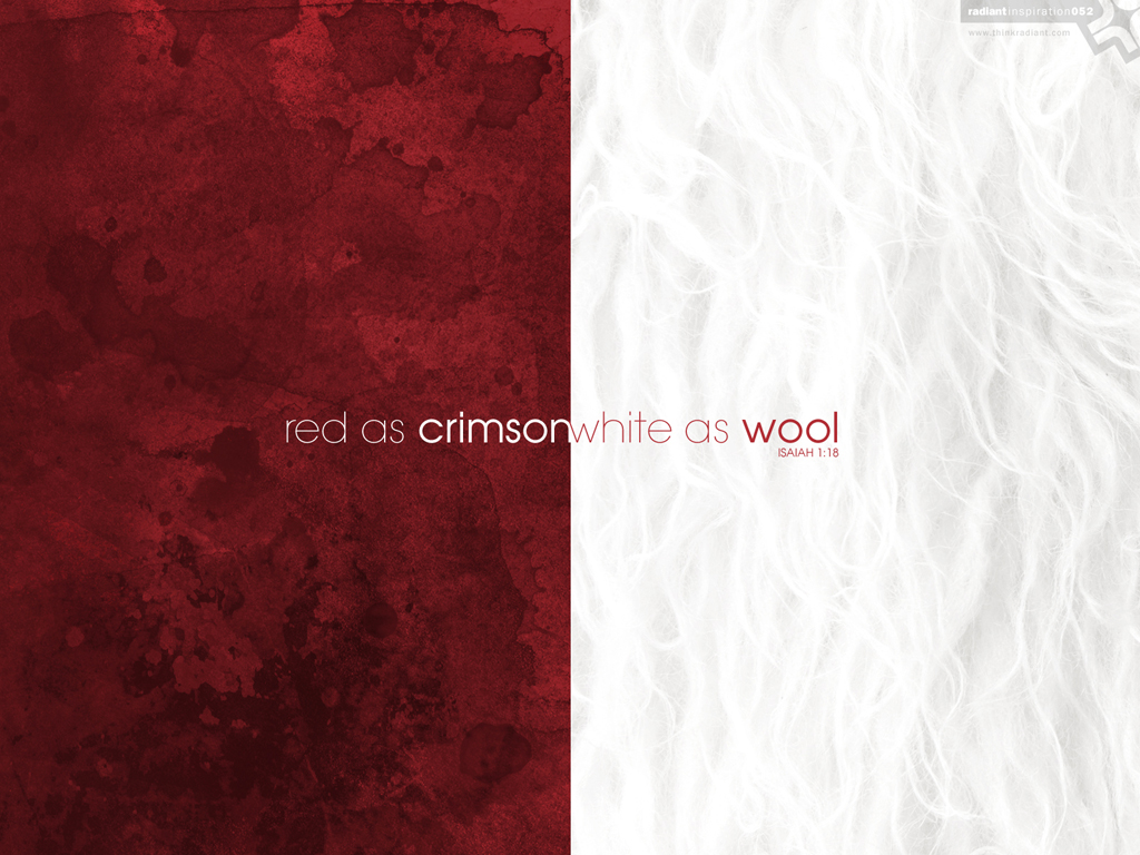 No. 052 - Red As Crimson (www.thinkradiant.com)