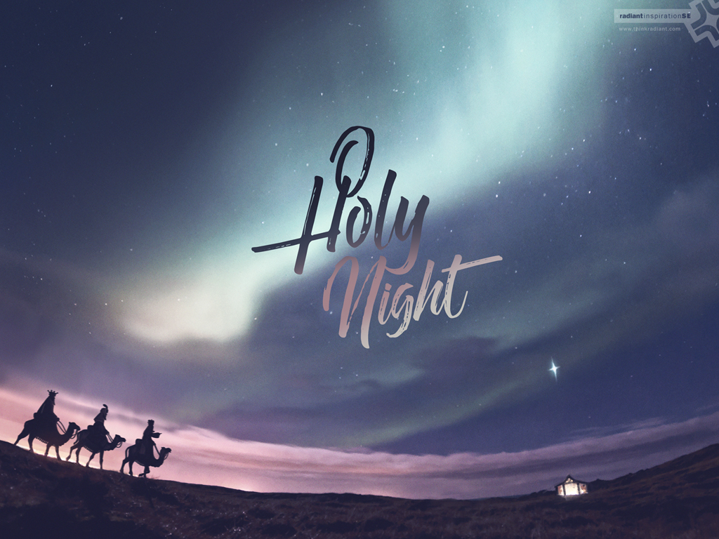 No. SE011 - Holy Night (www.thinkradiant.com)